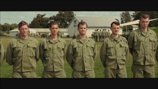 """Hacksaw Ridge scene """"If there's a problem, you must be that problem"""""""