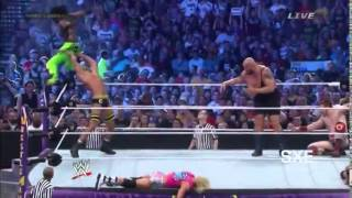 WWE Wrestlemania 30 Highlights HD 480