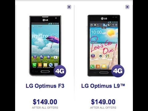 LG Optimus L9 Vs Optimus F3 Review