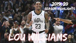 Lou Williams 2019-20 Season Highlights