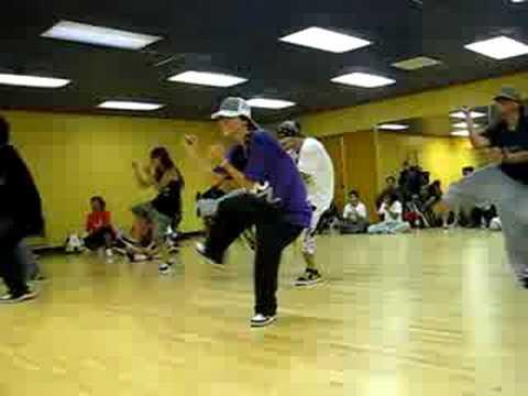 Rino Nakasone @ Culture Shock Dance Center
