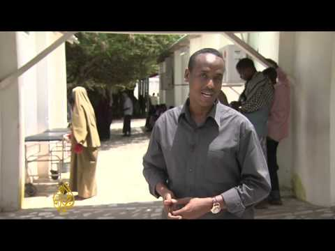 Aid organisation withdraws from Somali