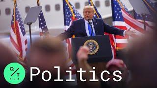 Despite Polls, Trump Predicts a 'Red Wave' on November 3