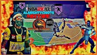 DRIBBLE GOD MIXTAPE - MORTAL KOMBAT EDITION! - NBA 2K18   MY HERO ACADEMIA AMV