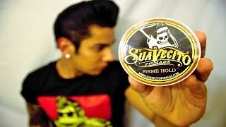 Suavecito Pomade Review Rockabilly Pompadour