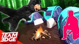 Bear Attack Challenge!!