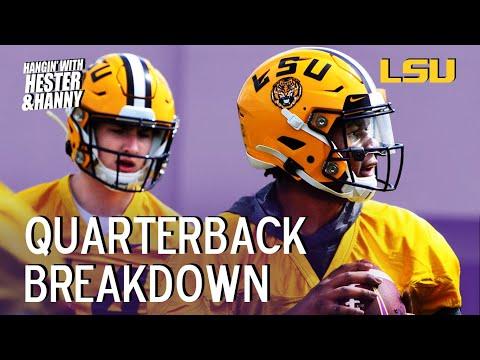 LSU QB breakdown: Max Johnson vs TJ Finley