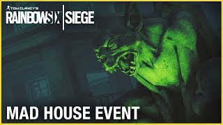 Rainbow Six Siege enters the Mad House