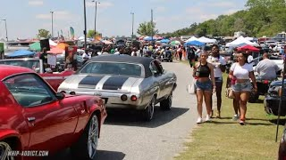 WhipAddict: Stuntfest 2021 Car Show Concert, Custom Cars, Big Rims, New & Old School Whips, Pt 2.