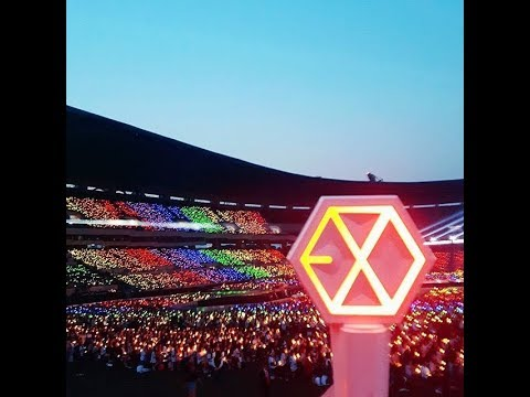 EXO Fans Amazing Fanchant Compilation 엑소엘 떼창