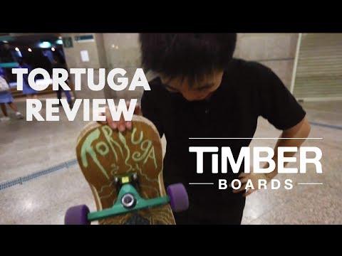 Video TIMBER Deck TORTUGA STIFF