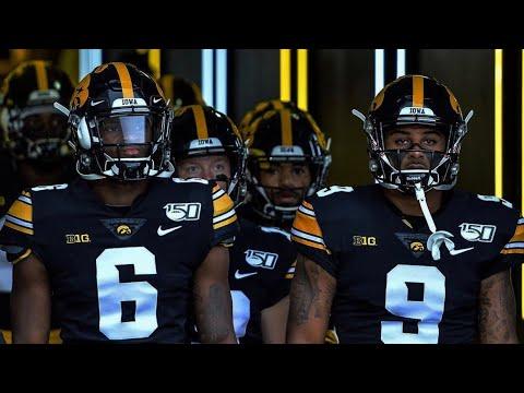 Iowa Football HYPE 2020