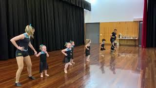 Morton Academy    Afro Circus - Tiny Dancer (EOY Presentations 2018)