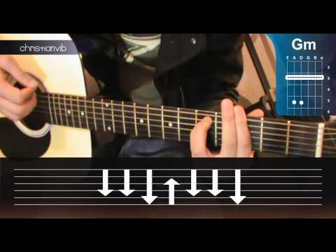 Como tocar Hasta Que te Conoci en Guitarra (HD) Tutorial Acordes