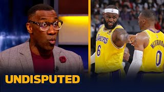 Lakers looked like a potential championship team, LeBron drops 30 — Shannon | NBA | UNDISPUTED