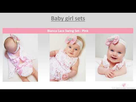 Tutu Irresistible Boutique - Baby Girls boutique
