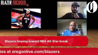 Portland Trail Blazers limping toward the NBA All-Star break: Blazer Focused podcast