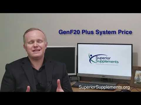 GenF20 Plus Reviews From Users - Shocking Truth!