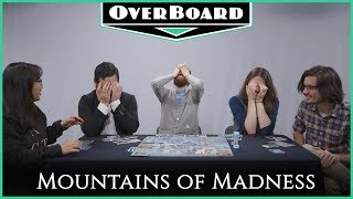 Let's Play MOUNTAINS OF MADNESS! | Overboard, Episode 1
