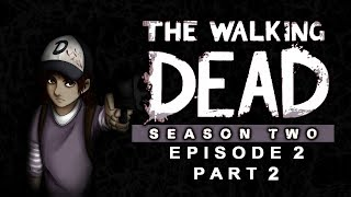 Cry Plays: The Walking Dead [S2] [Ep2] [P2]