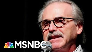 Jeff Bezos: National Enquirer Made Extortion Threat Over Investigation | Rachel Maddow | MSNBC