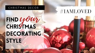 How to Find Your Christmas Decorating Style | Decorate the Tree
