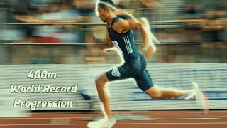 The Story of 400m World Record