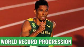 400m World Records Comparison | Documentary