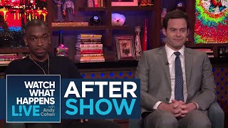 After Show: That Time Bill Hader Punk'd Ashlee Simpson   WWHL