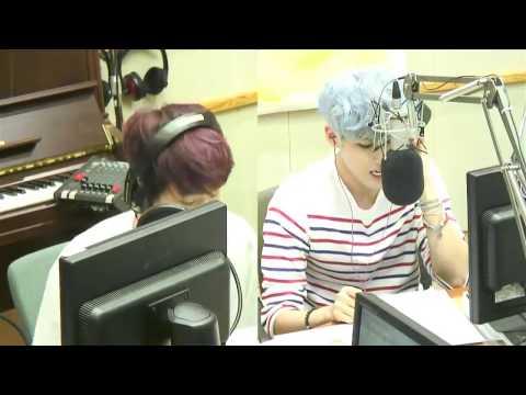 130626 Sukira - Ryeowook & Baekhyun 고집 Live