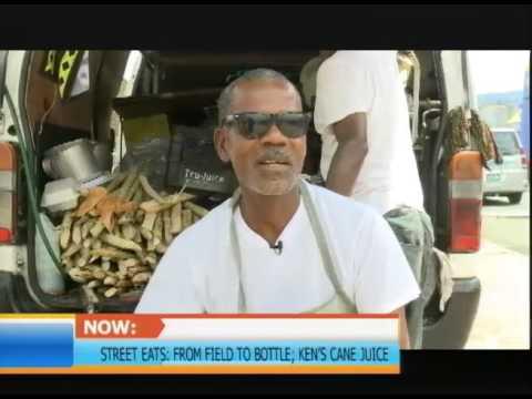 From Field to Bottle - Kens Cane Juice - Street Eats
