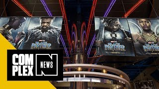 'Black Panther' Is the First Film Since 'Avatar' to Top Weekend Box Office 5 Straight Times
