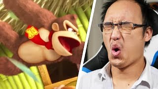 ILS ONT RUINÉ SON PARTY ! | Donkey Kong Country Tropical Freeze