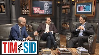 Brendan Shanahan Joins The Show To Discuss His Extension, Mitch Marner and More | Tim and Sid