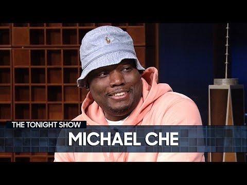 Michael Che Thought Colin Jost's Weekend Update Joke Swap Idea Was a Prank   The Tonight Show