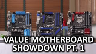 Bang for the Buck Z97 Motherboard Showdown Part 1 - Physical Overview