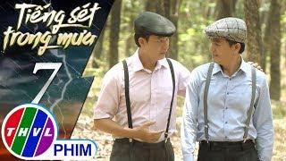 THVL | Tiếng sét trong mưa - Tập 7[3]: Khải Văn tỏ ý muốn Bình đi Cà Mau cùng với mình
