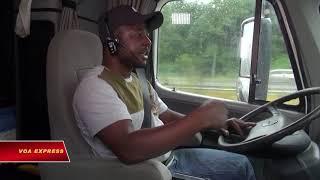 Nghề tài xế xe tải và dân nhập cư Mỹ