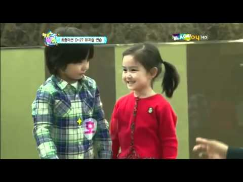 MBLAQ Hello Baby Ep 9 Cut - Dayoung & Leo : New Couple??