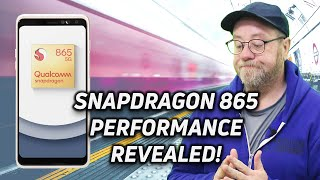 The Snapdragon 865 is faster than the Apple A13 (sometimes)