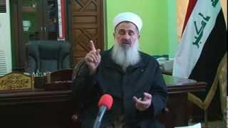 تصريح سماحة المفتي يكشف حقائق ديوان الوقف السني