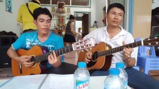 Đắp Mộ Cuộc Tình guitar solo