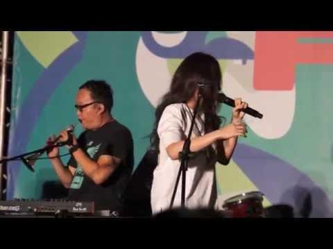 魏如萱 - 三個字 (Mori Fest 森林遊園地 2014)