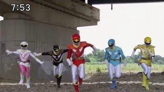 Kaizoku Sentai Gokaiger | Tributo a Yuki Gai - batalla [2]