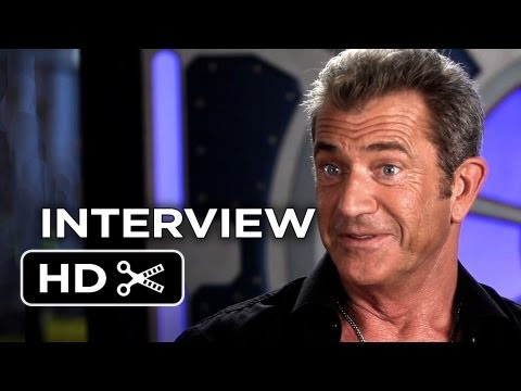 Machete Kills Interview - Mel Gibson (2013) - Lady Gaga Movie HD ...
