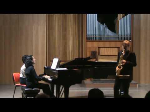 Schuloff Hot Sonate - I part