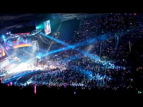 20111218周杰倫高雄巨蛋演唱會(雙截棍)