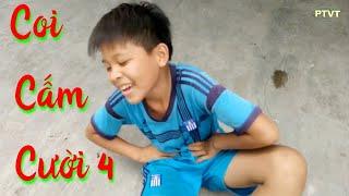 Coi Cấm Cười #4 - Phiên Bản Miền Tây Việt Nam - Khoai Lang Tập 9 - PTVT Vlogs