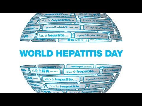 Hepatitis Awareness - July 2016 Webinar
