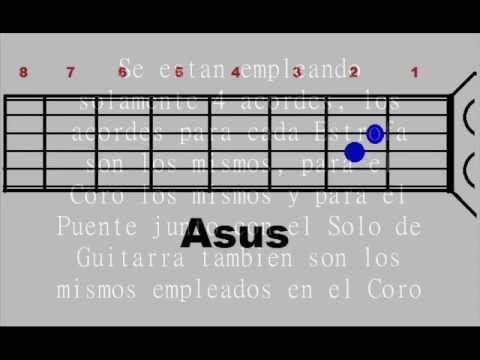 61) Te dare lo Mejor - (Tutorial Guitarra) Jesus Adrian Romero Musica ...